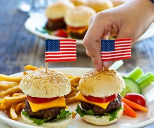 american quarterpounder burger