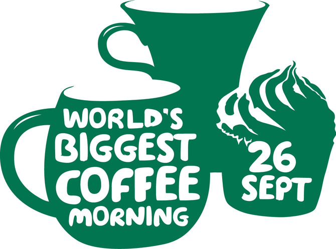 Cuppa at Cousins - a free coffee and croissant fundraising event this Friday, 26 September