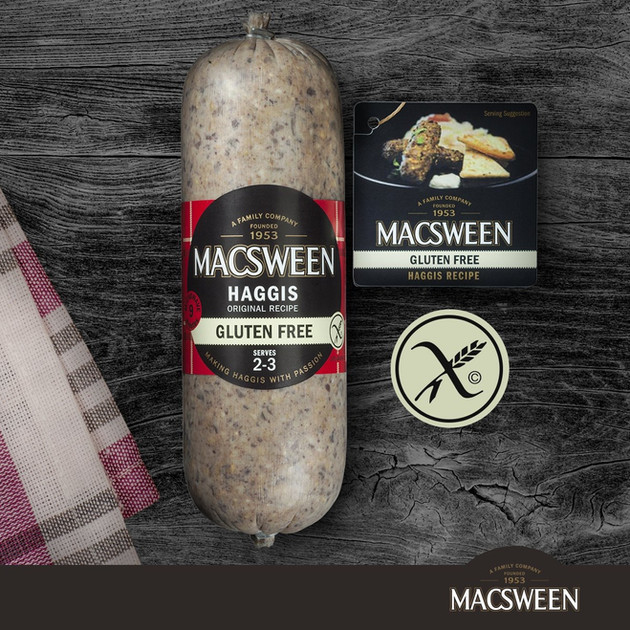 Haggis for All at Cousins Butchers