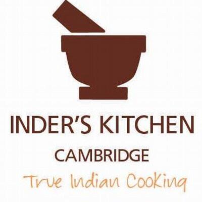 Inder's Kitchen Indian meals
