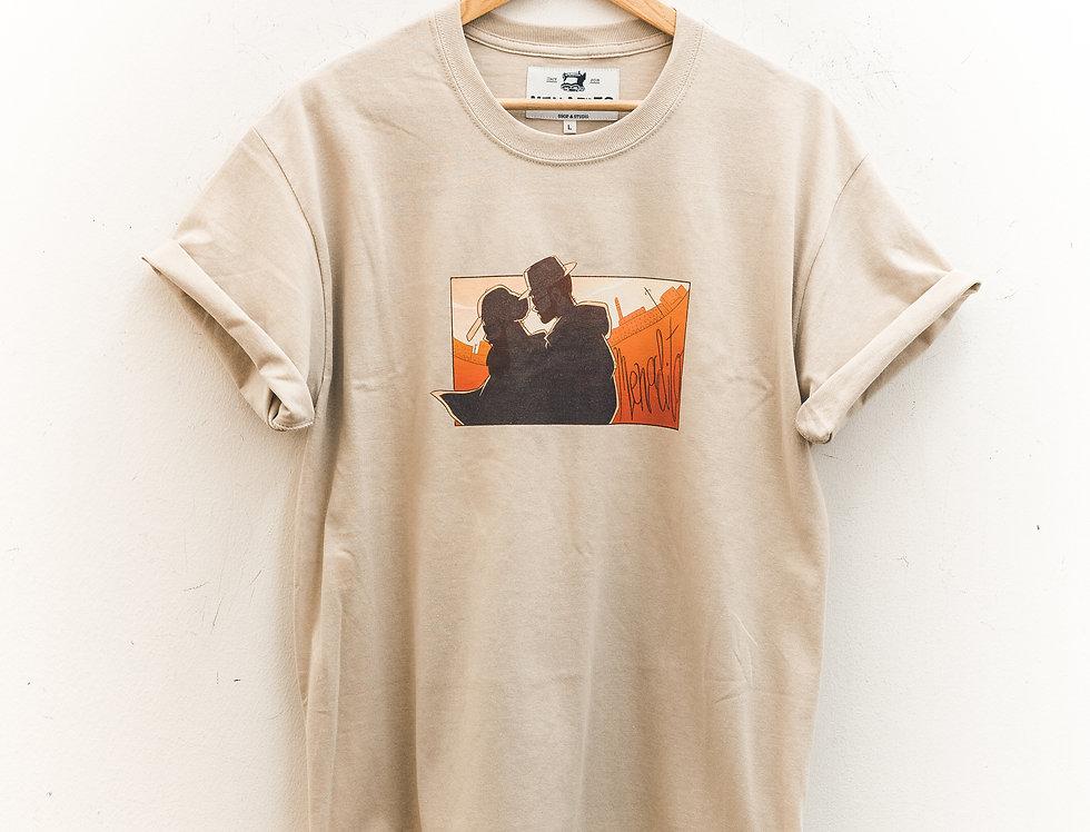 T-Shirt Sand Manga