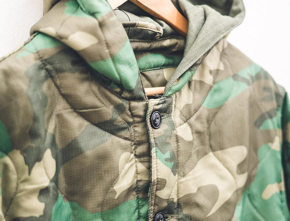 Osti Jacket Liner Camou