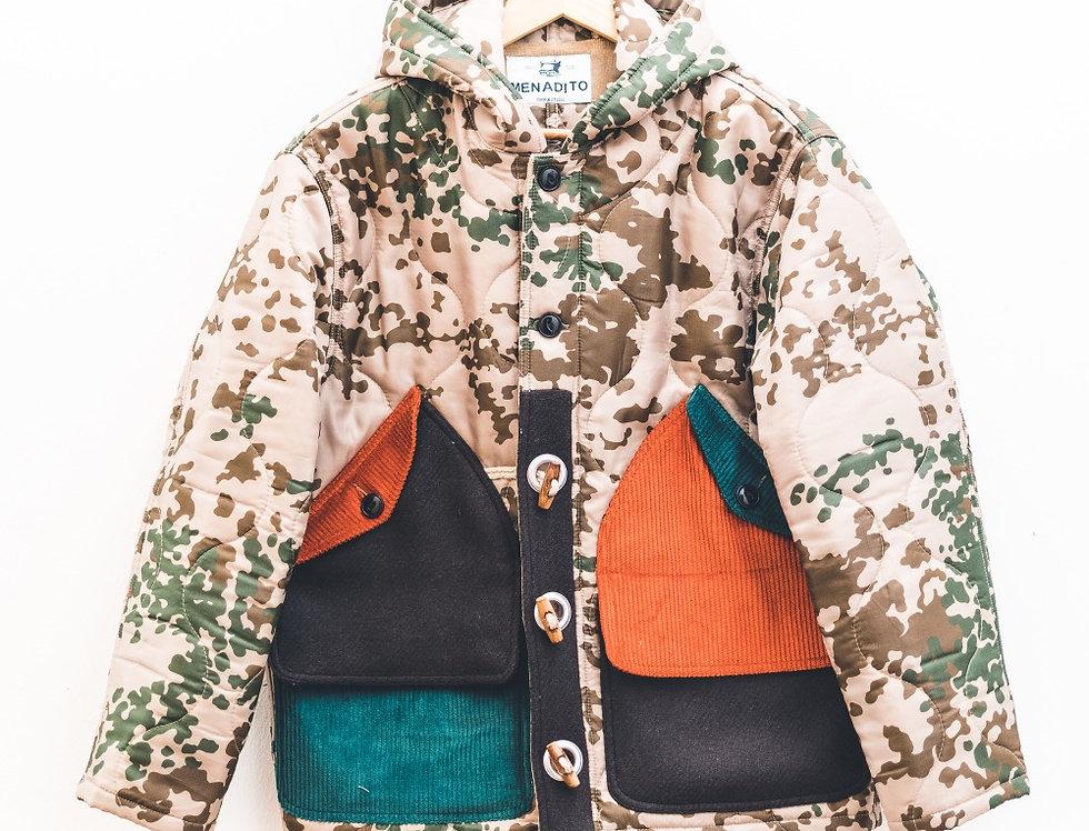 Osti jacket double hunter camou