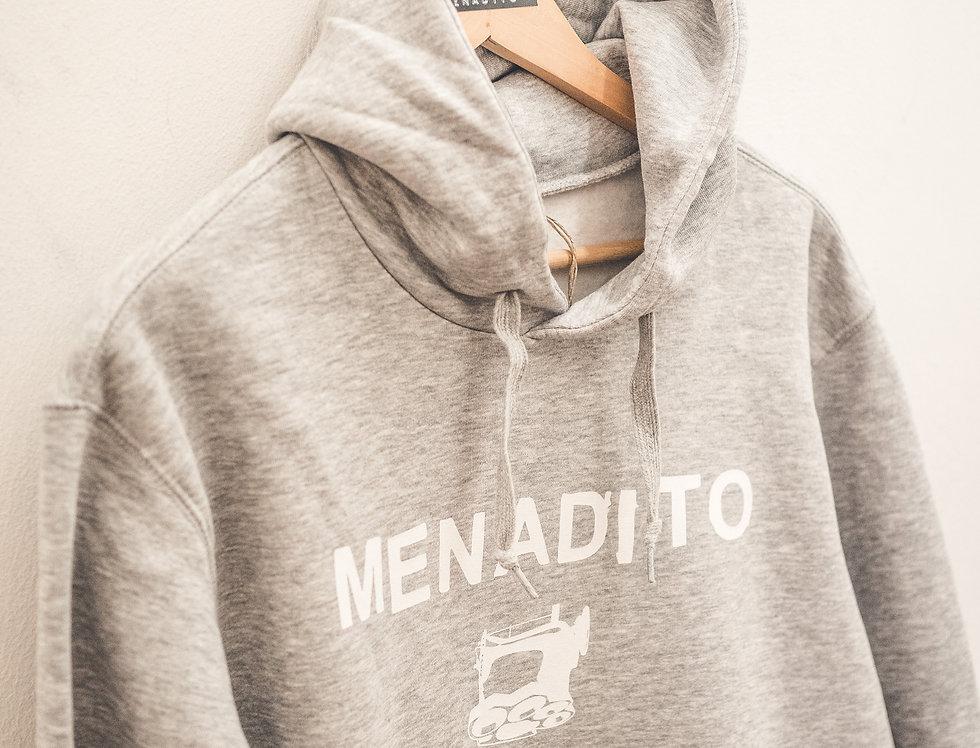 Felpa Hooded Grigio