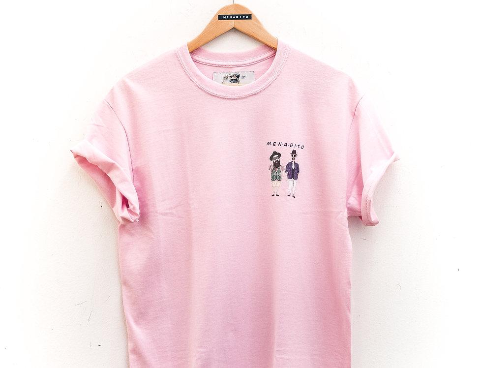 T-Shirt Pink Paper Doll