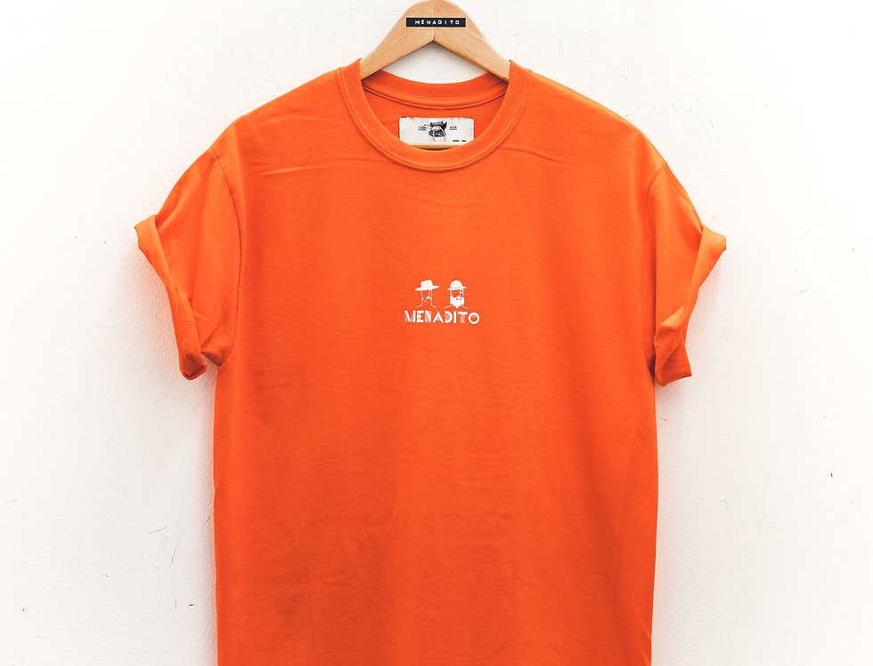 T-Shirt Orange Bauhaus
