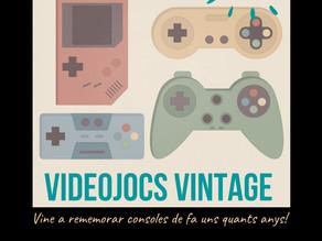 Videojocs vintage