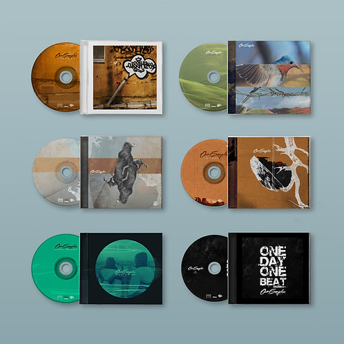 PACK 6xCD