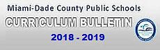 MDCPS Curriculum Bulletin Logo