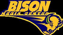 Bison Media Center Logo