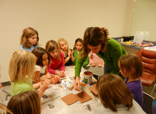 Bringing Arts Education to the North Conway Community