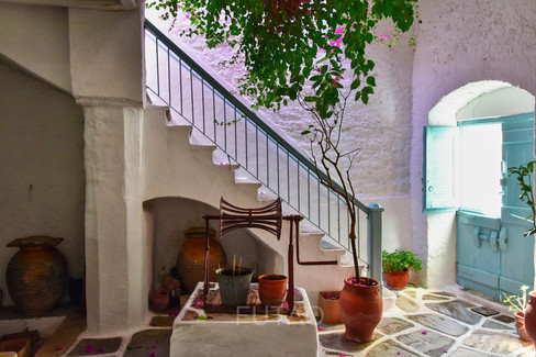 Vallindras Distillery, village of Chalki, Naxos, Greece