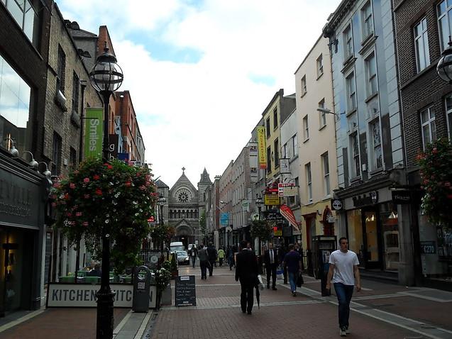 Grafton Street, Dublin, Island
