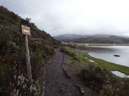 Quito: Four Seasons in Five Days