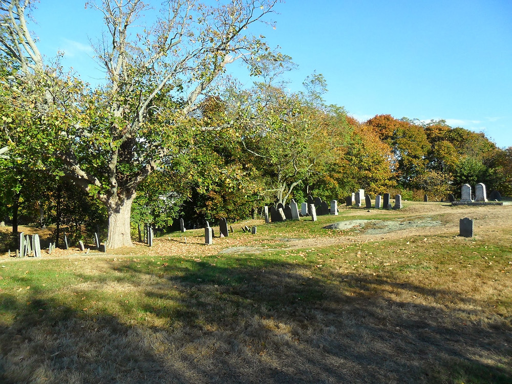 Old Burial Hill Cemetery, Marblehead, Massachusetts