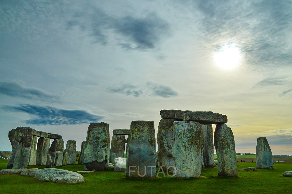 Stonehenge, Salisbury, Wiltshire, UK