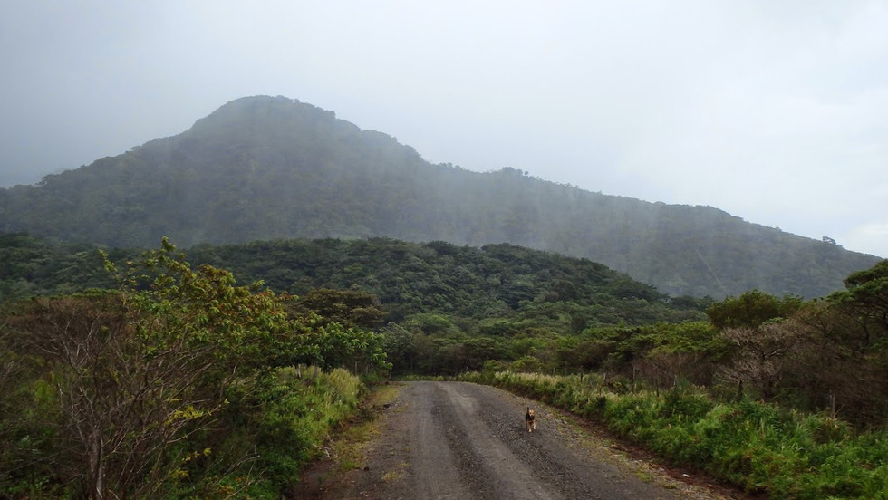Miravalles Volcano, Guanacaste