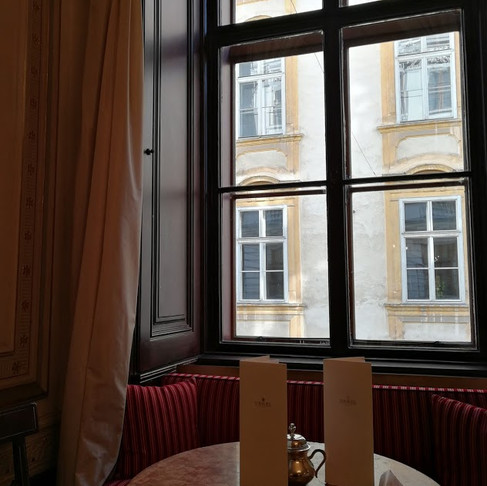 Vienna: A Few Hours of Wanderlust