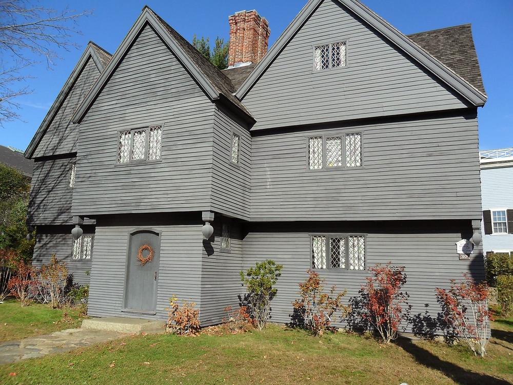 Witch House, Salem, Massachusetts