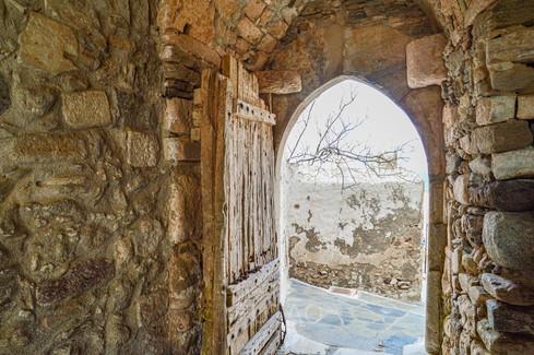 The Kastro, Naxos, Greece