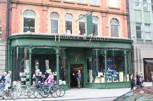Bookstore, Dublin, Ireland