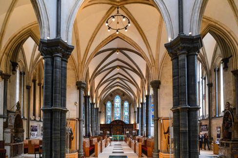 Templar Church, London, England
