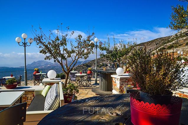 Rotonda Restaurant, Naxos, Greece