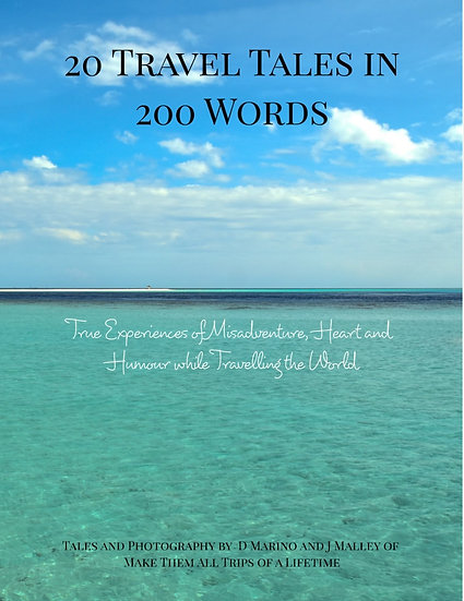 20 Travel Tales in 200 Words (Softcover)