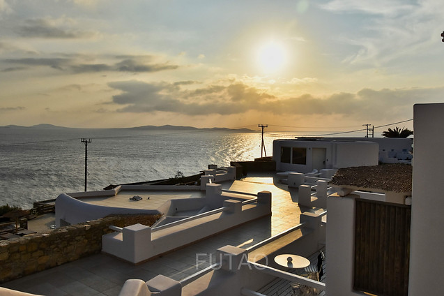 Rocabella Mykonos Resort, Mykonos, Greece