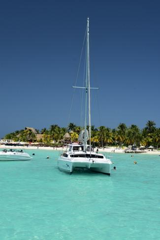 Isla Meujeres Beach