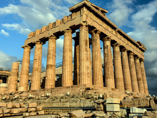 Athens: A City of Giants
