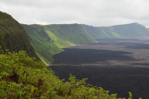 Sierra Negra Volcano, Galapagos