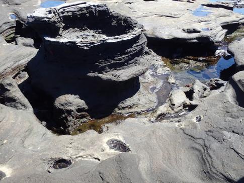 Puerto Egas, Santiago Island, Galapagos