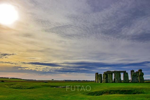 Stonehenge, Salisbury, Whiltshire, England
