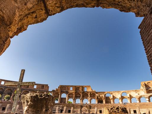 Tornando a Roma: una Storia d'amore con la Città Eterna