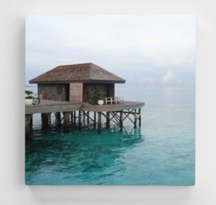 Overwater Bungalow Maldives