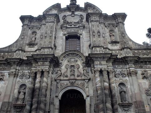 Compania de Jesus, Quito, Ecuador