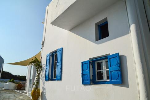 Streets of Mykonos, Greece