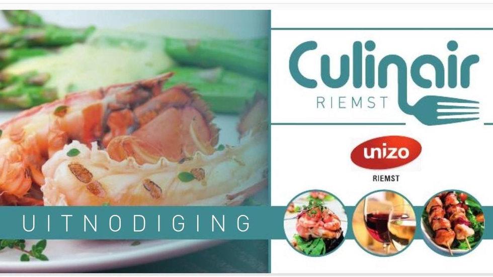unizo riemst culinair