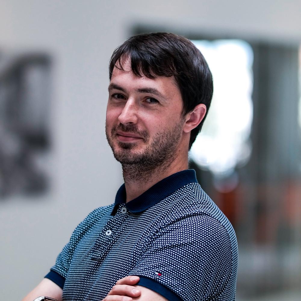 Valentin Feklistov, CEO and Founder