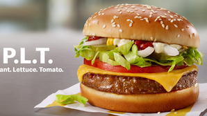 Can Plant-Based Food Franchises Out-compete McDonald's?