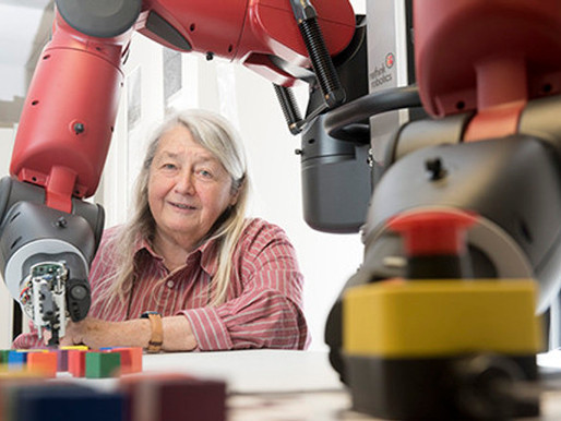 What Do We Do When AI & Robots Break the law? Q/A With Renowned AI Researcher, Expert, Maria Gini