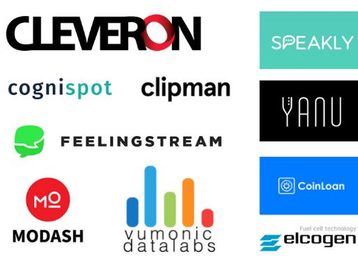 Top 10 Estonian AI Startups Third Edition