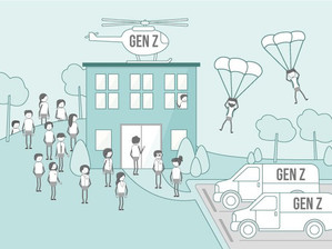 What Does Gen Z Think About Robots In The Future of Work?