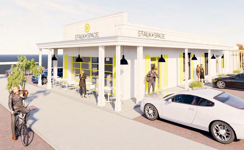 Stalk & Spade's flagship location in Downtown, Wayzata