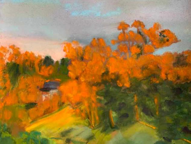 Oak Canyon Sunset