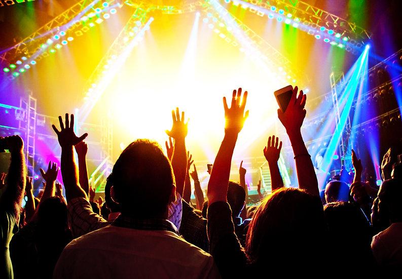 Contratación de Shows y Eventos Musicales