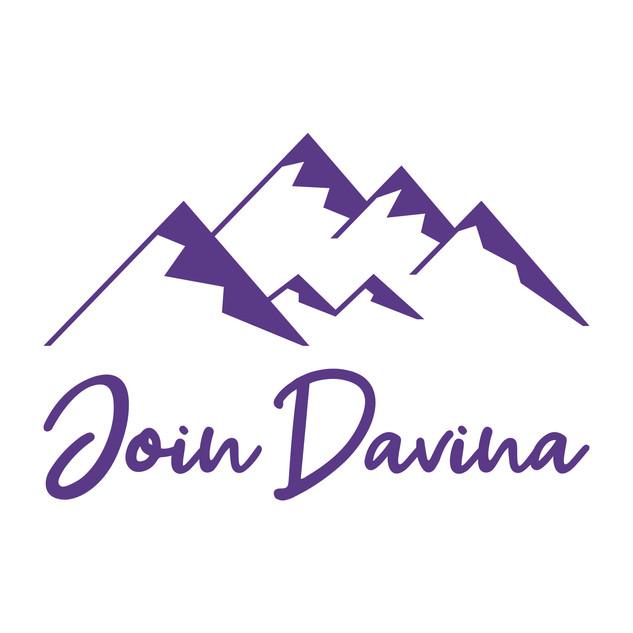 Join Davina Logo