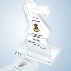 Chess Piece Award