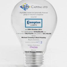 Lightbulb Corporate Award